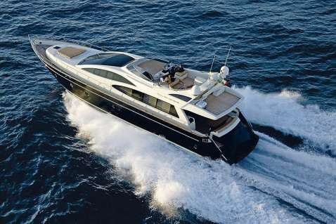 Riva venere 75 2008 yacht mind condition