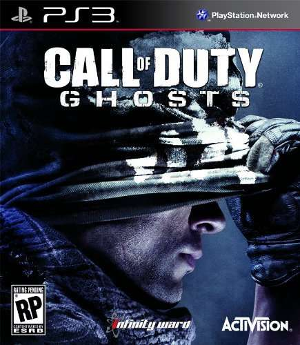Call of duty - ghosts - ps3