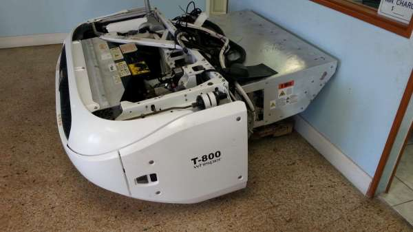 Thermo king t-800 whisper (2011)