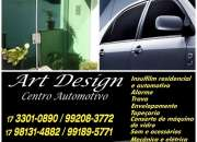 Insulfilm automotivo e residencial art design