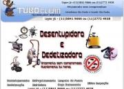 Desentupidora e Dedetizadora Tubo Clean