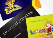Cartão com verniz localizado r$ 115,00