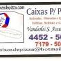Embalagens P/ Pizzaria e Similares. ( www.caixasdepizza.com )