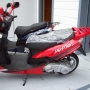 vendo scooter zero 2009 150 cc so 5800,00 com alvaro f0ne 011-38040160
