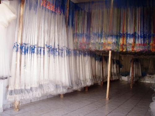 Tarrafas de laguna e redes artesanal varejo e atacado