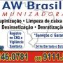 Dedetizadora -AW Brasil Imunizadora