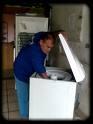 Consertamos sua geladeira e maquinas de lavar