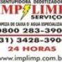 Destinação de resíduos de óleo fossa e Gordura Desentupidora em BH Minaslimp 31 3428-3900 31 3428-3900