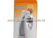 Bafômetro Digital com LCD -www.ShipMaster.com.br
