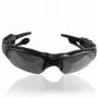 Óculos MP3 Player Preto -2GB -Novidade! -www.ShipMaster.com.br