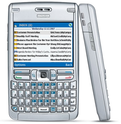 Nokia e 62