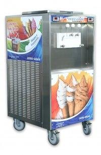 Maquinas de milk shake e sorvete soft zero grau