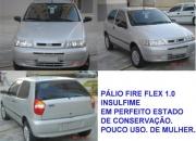 Pálio fire flex 2006/2007