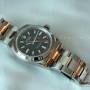 Rolex Milgauss Replica Watch Black Dial 2836 Copy Swiss Eta