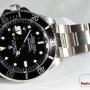Rolex Submariner con Fecha Reloj Replica Bisel Negra