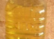 Crudo y refinado de aceite de soja.