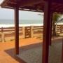 Casa de frente para o mar