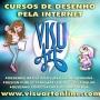 CURSOS DE DESENHO PELA INTERNET