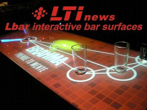 Barra interactiva