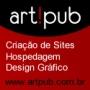 Criação profissional de sites e arte gráfica