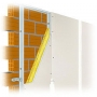 Cotia Poligesso revestimento e fechamento  de vigas e colunas de aço madeira concreto