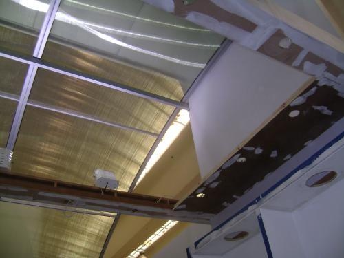 Rebeca forros de pvc gesso drywall gesso acartonado cotia f 47771010