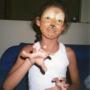 Maquiagem infantil e tatuagem