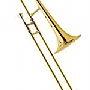 Trombone de Vara Eagle TV600 Laqueado Direto da Loja!