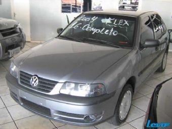 Volkswagen gol power total 1.6mi 4p -2004