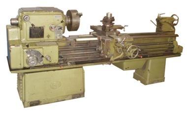 Torno mecanico romi mvn 1,5 mt usado