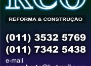 Roforma constru??o pedreito pintor eletricista encanador azulejo azulejista piso massa cano duto tubo colina viga laje impermeabiliza??o impermeabilaizar impermeabializante