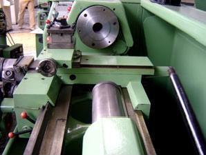 Fotos de Torno mecanico romi hbx usado 3