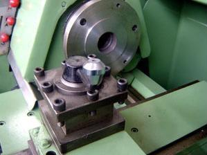 Fotos de Torno mecanico romi hbx usado 2