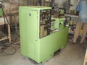 Torno mecanico romi s-20 usado