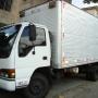 caminhão 3/4 para viagens
