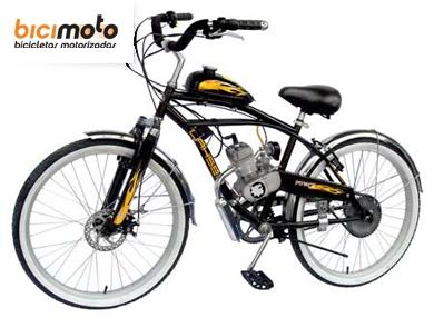 Kit motor para bicicleta 48cc 2 tempos. novo!