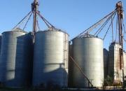 Planta de silos completa usada