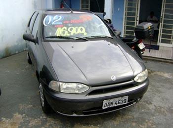 Fiat palio young - 2002