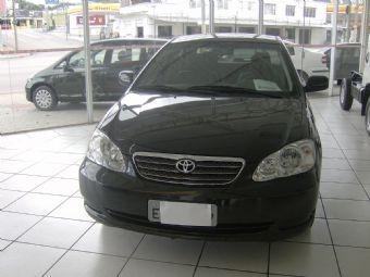 Toyota corolla xli 1.8 flex - 2008