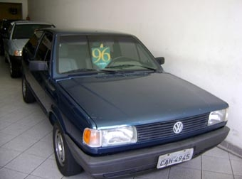 Volkswagen gol 1.0 - 1996