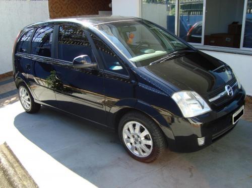Meriva 1.8 mpfi 8v gasolina 4p manual - 2003/2004
