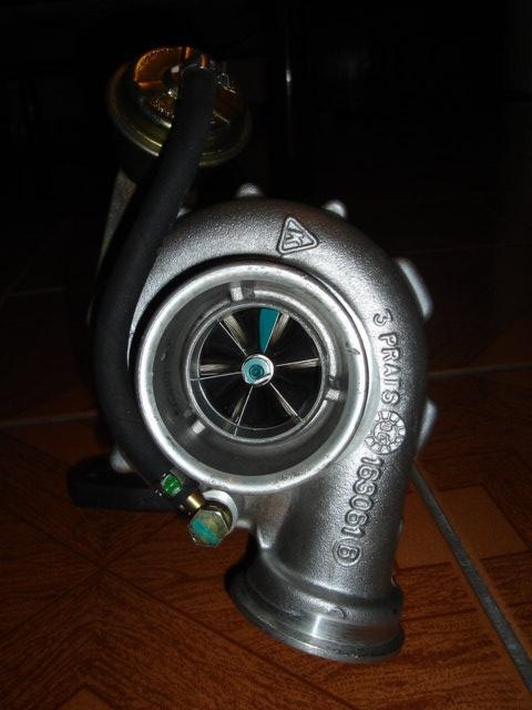 Venda de turbo