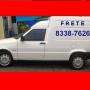 FRETE RIO DE JANEIRO FIORINO 8338-7626