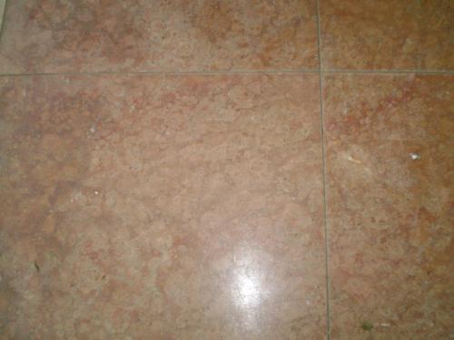 Polimento de pisos de marmores e granitos