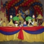 Buffet infantil a domicilio promoção R$1199,90