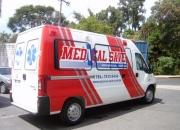 Ambulâncias em bh é na medicalsave remoções - belo horizonte mg