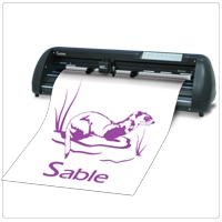 Plotter de recorte gcc sable 60