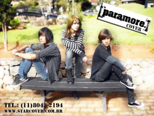 Paramore cover (11) 8043.2194 shows & eventos
