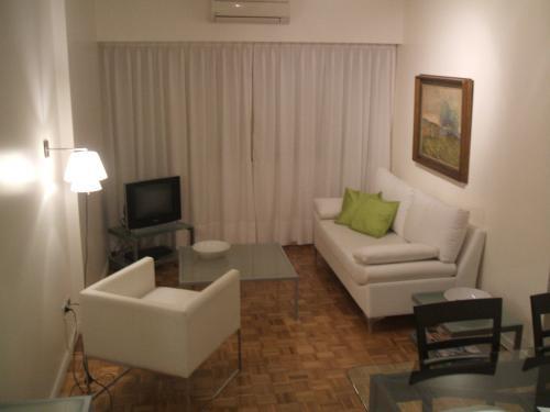 Alugo apartamento mobiliado em buenos aires dia/semana/mes
