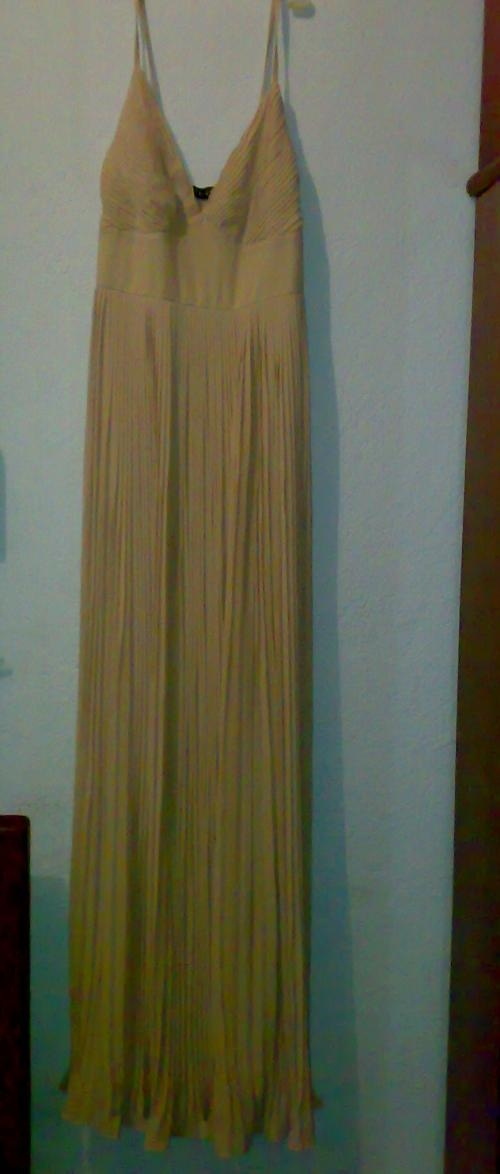 Vestido de madrinha marca zipper-zipper